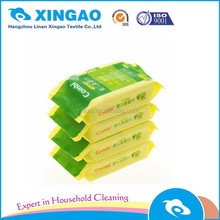 OEM adult wet towel baby wipe beauty wipe medical tissues
