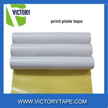 Wholesale china factory supply common industrial usage double sided print plate tape