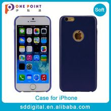 ultra thin new navy blue phone case