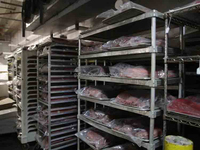 Commercial used Cold Storage Room for Meat for Sale