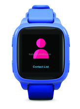 i8 kids GPS Watch Phone with 1.4' color LCD, Wechat and Two Way Call SOS