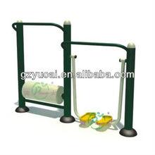 Espacio andador& paso tambor/parque al aire libre de acero equipo de la aptitud walker