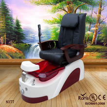 easy carrying pedicure spa massage chair / nails supplies KZM-S177