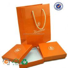 U color Customized paper design bags
