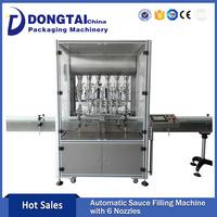Automatic Jam Hot Sauce Filling Machine