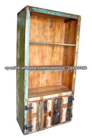 Muebles de madera reciclada armarios de madera for Muebles con madera reciclada