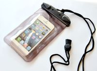Universal Mobile Phone PVC Waterproof Dry Bag Case with IPX8 Certificate for iPhone 5s