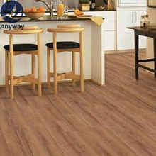 commercial residential hard wearing homogenous roll pvc flooring