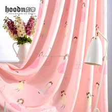 Hoodn brand window curtains for children bedroom use
