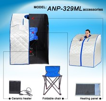 Anpan ANP-329ML Best Selling 2015 Beauty and Health Products Far Infrared Dry Sauna Homeuse Therapy Heat Sauna