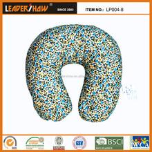 2015 the new fashion printing u-shape pillow travel neck pillow