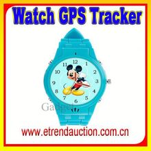 Mini Watch Personal GPS Trackers For Kid Tracker Watch GPS Tracker SOS Watch GPS Locator