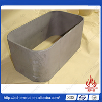 high quality & long life service tungsten plate heater for sapphire crystal furnace from Achemetal