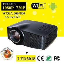 Lcd video projector trade assurance supply toys with light