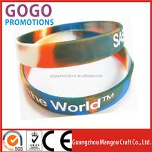 2015 newest fashion beautiful silicon bracelets bulk buy from china
