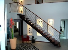 home stairs and railings/a set price