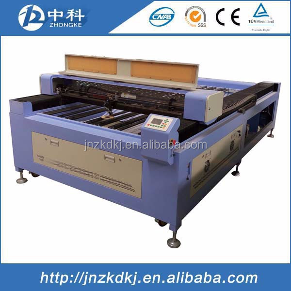 Plywood Cutting Machine ~ Acrylic mdf plywood laser cutting machine zk model
