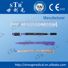 CE Certificate Medical Product Hospital device skin Surgical Colorful Marker Pen