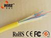8 core fiber optic cable with carbon fiber tube