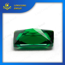 hot sale green man made wholesale rough stone