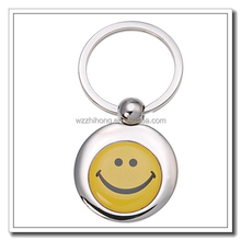 high quality mobile phone key chain