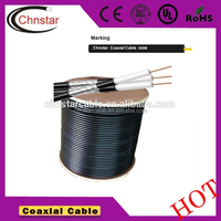 Low db Loss Coaxial cable for CATV satellite system coaxial cable specification