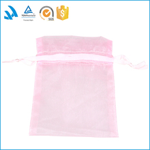 Wholesale pink cheap personlized promotional fancy gift bags