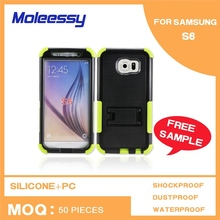Hot popular color change back cover for samsung galaxy s6