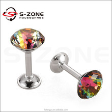 Bright color design metal Curtain hook tiebacks curtain Accessories for home decoration