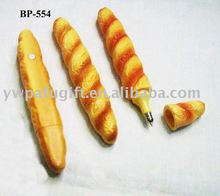 promotional long bread gift ball pen