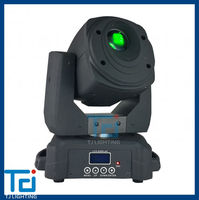 led dj moving head stage light 60w moving head spot led gobo projector