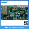 PCB/PCBA Prototype &Production with BGA,QFN,IC,Footprint For Mobile Power PCBA
