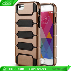 Hot ! Cool! silicone+pc tank case for iphone 6 ,for iphone 6 tank case