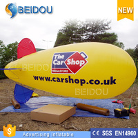 Giant PVC Custom Inflatable Helium rc blimp Outdoor for Sale