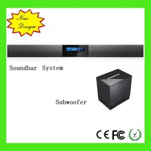 Cheap Price Home Cinema 5.1 Speaker with Bluetooth, Wireless Subwoofer, LED Screen