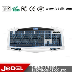 Latest new product functional keyboard foldable