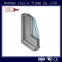 powder coating white anodized different types of aluminum profile for doors and windows