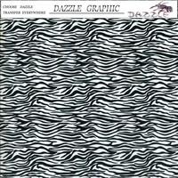 Fantastic DAZZLE Zebra Skin Design No.DGMA120-1 Water Transfer Printing Film Hydrographic Film Water transfer printing