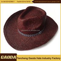 lady paper crochet hat/dress hat/summer hat