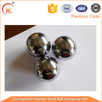 Precision High Polished Stainless steel Spherical Impact Test Large Bulk Sex Toy
