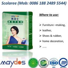 Maydos Environmental Fast Bonding High Viscidity Chloroprene Rubber Solution Furniture-making Adhesive
