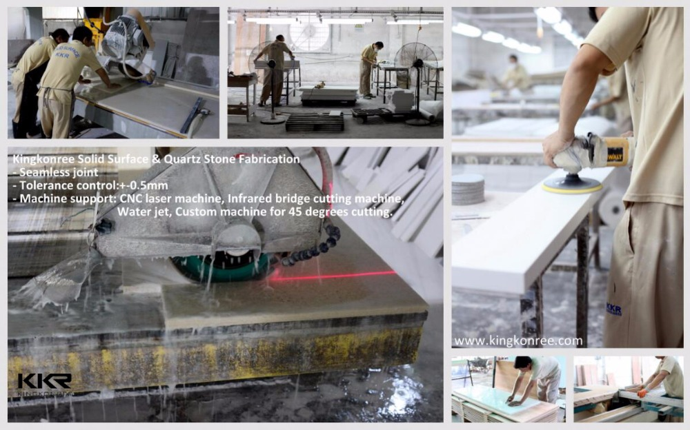 Kingkonree  artificial stone fabrication