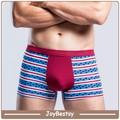 ultra suave de los hombres sexy ropa interior suave estiramiento de calzoncillos boxer shorts