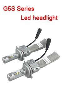 Высокая мощность 40 Вт h7 светодиодные фары лампы с Cree XHP50 чипы