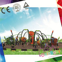 HSZ-KTP5096A Kids Gym Equipments, Indoor Gym Equipment for Kids Outdoor Playground Items