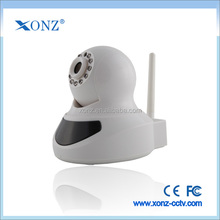 new security protection mini built-in MIC and speakers wireless wifi cctv camera with voice recorder