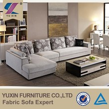 Fashion 100% Factory Made Small Corner Sofa
