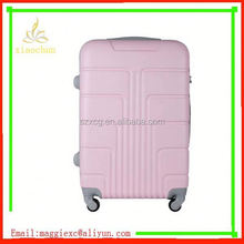 D22 China Supplier cheap steet abs trolley travel luggage carrier