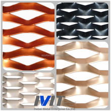 Painted Expanded Metal Mesh(hot sale)
