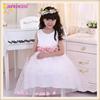 Wholesale boutique latest dress designs children flower girl dress for flower girls